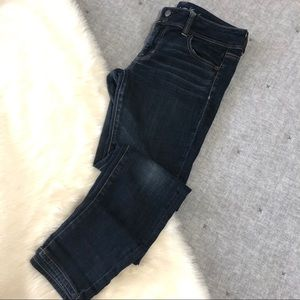 American eagle super stretch skinny jeans sz.8